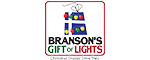 Branson's Gift of Lights Logo