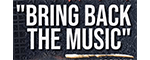 Bring Back the Music - Myrtle Beach, SC Logo