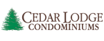 Cedar Lodge Condominiums Logo