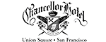 Chancellor Hotel on Union Square - San Francisco, CA Logo
