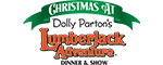 Christmas at Lumberjack Adventure Logo