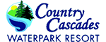 Country Cascades Waterpark Resort Logo