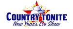Country Tonite Theatre New Years Eve Show - Pigeon Forge, TN Logo