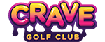 Crave Golf Club Logo