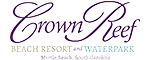 The Crown Reef Resort - Myrtle Beach, SC Logo