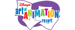 Disney's Art of Animation Resort - Orlando, FL Logo