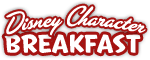 Disney® Character Breakfast Logo
