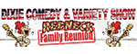 Dixie Family Comedy Variety Show - Redneck Style - Myrtle Beach, SC Logo