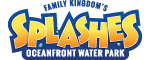 Family Kingdom's Splashes Oceanfront Water Park - Myrtle Beach, SC Logo