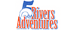 Fishing with 5 Rivers Adventures Logo
