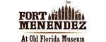 Fort Menendez At Old Florida Museum Logo