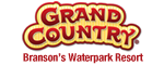 Grand Country Inn/ Indoor & Outdoor Water Park - Branson, MO Logo
