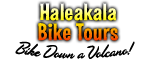 Haleakala Bike Tours by Maui Downhill Logo