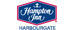 Hampton Inn Harbourgate Logo