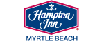 Hampton Inn & Suites Myrtle Beach Logo