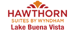 Hawthorn Suites By Wyndham, Lake Buena Vista Logo