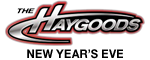 Haygoods New Years Eve Show Logo