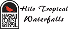 Hilo Tropical Waterfalls Logo