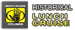 Historical Lunch Cruise Logo