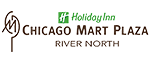 Holiday Inn Chicago Mart Plaza River North Logo