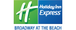 Holiday Inn Express Myrtle Beach-Broadway at the Beach Logo