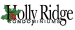Holly Ridge Condominiums Logo