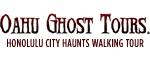 Honolulu City Haunts Walking Tour Logo