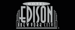 Hotel Edison New York City Logo