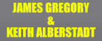 James Gregory and Keith Alberstadt Logo
