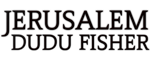 Jerusalem starring DuDu Fisher Logo