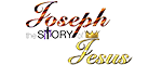 Joseph, the Story of Jesus Logo