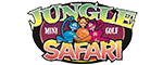 Jungle Safari Golf Logo