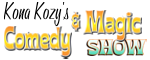 Kozy's Comedy & Magic Show Logo