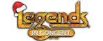 Legends in Concert Presents: A Rat Pack Christmas  Logo