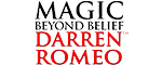 Magic Beyond Belief Starring Darren Romeo Logo