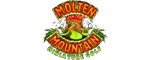 Molten Mountain Golf Logo