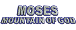 Moses Mountain of God Logo