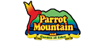 Parrot Mountain and Gardens Logo
