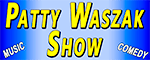 Patty Waszak Show - Pigeon Forge, TN Logo