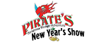 Pirate's Dinner Adventure - New Year's Eve Show Logo