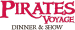 Pirates Voyage Dinner & Show - Pigeon Forge, TN Logo