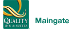 Quality Inn & Suites Maingate Logo