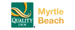 Quality Inn & Suites Myrtle Beach Logo