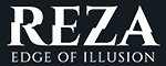 "Reza ""Edge of Illusion"" Logo"