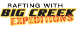 Rafting with Big Creek  Expeditions Logo