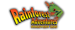 RainForest Adventures Logo