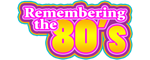 Remembering the 80's Logo