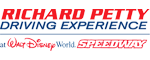 Richard Petty Driving Experience at Walt Disney World® Speedway Logo