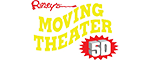 Ripley's 5D Moving Theater Logo
