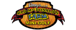 Ripley's Old McDonald's Farm Mini-Golf Logo